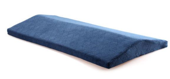 หมอนรองหลังสามเหลี่ยม(PL-022)แก้ปวดหลังขณะนอน