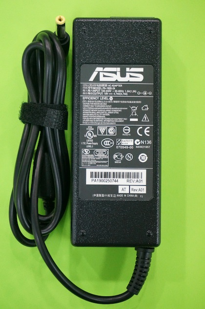 Adapter ASUS 19V-4.7A ,ที่ชาร์จโน๊ตบุ๊ต ของแท้