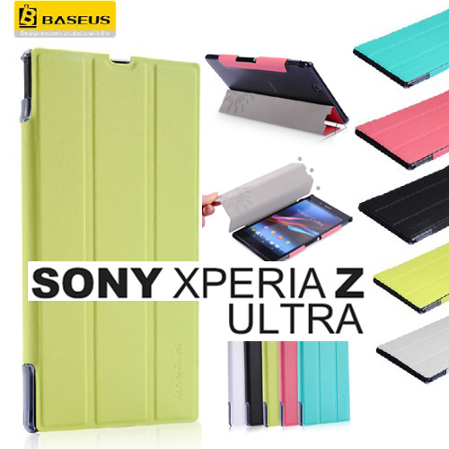 Baseus Folio Stand Case for Sony Xperia Z Ultra Case