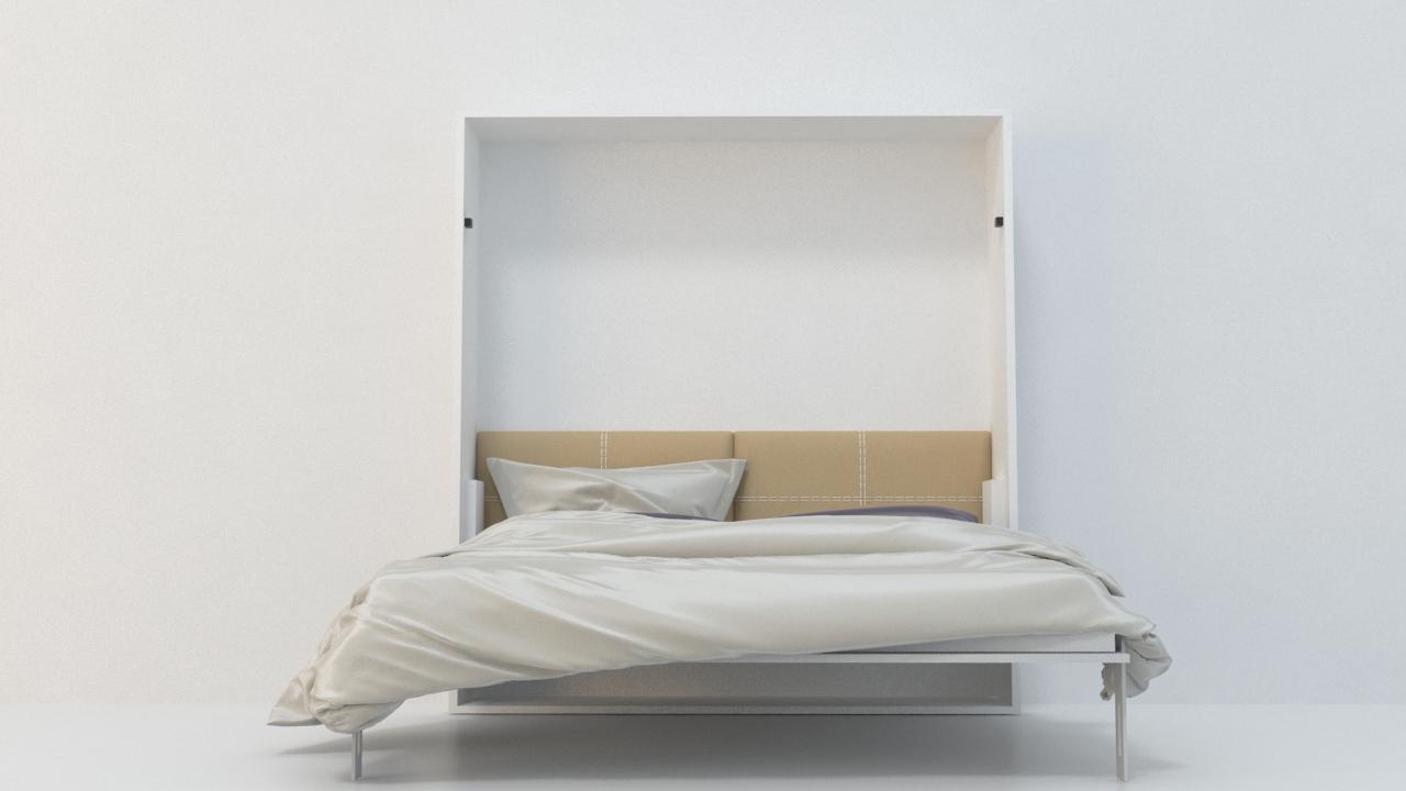 เตียงพับ รุ่นอินสปาย ขนาด 6 ฟุต (พร้อมที่นอน แบรนด์ sealy)