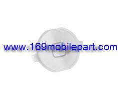 ปุ่มกด Home iPhone 4 สีขาว