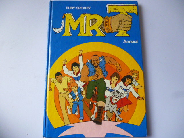 Ruby Spears' MR.T Annual (1984)
