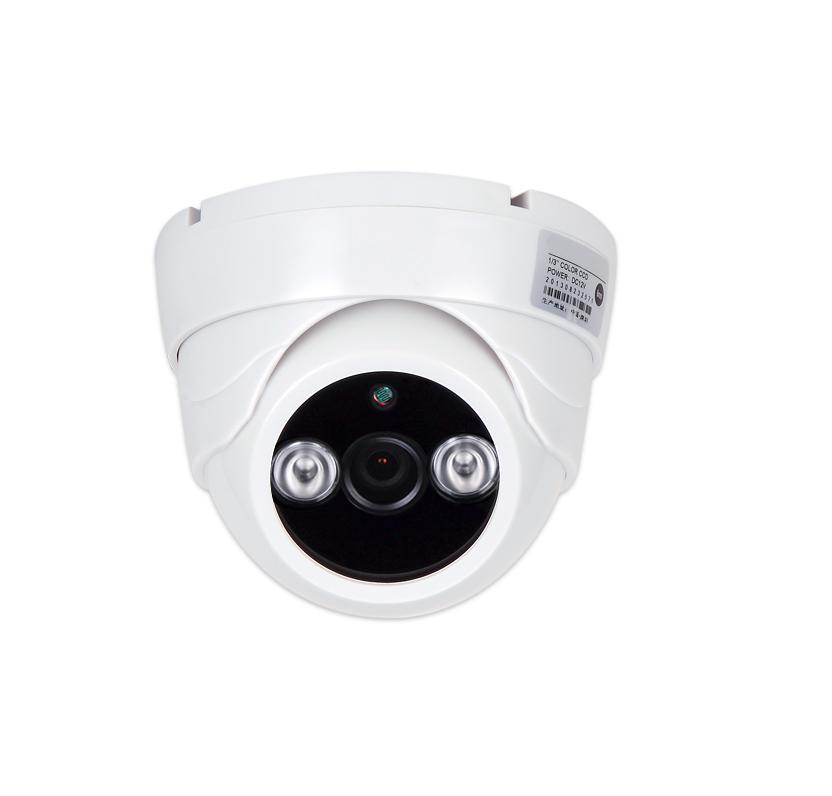 กล้องวงจรปิด K-ViewTech IP Camera KP-1010 (3.6mm) 1 ล้านพิกเซล + Free Adapter