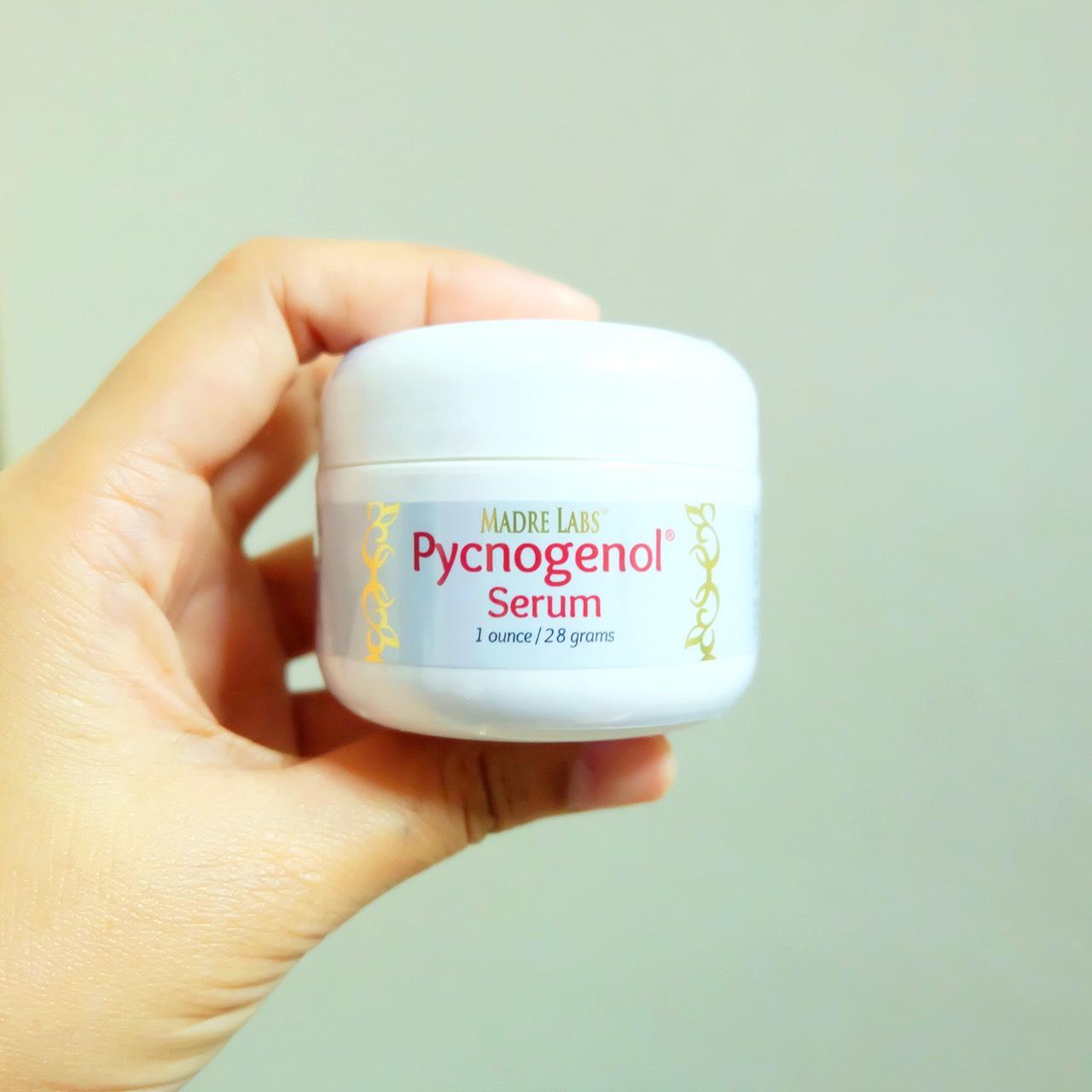 Madre Labs Pycnogenol Serum Cream Soothing And Anti Aging 1 Oz