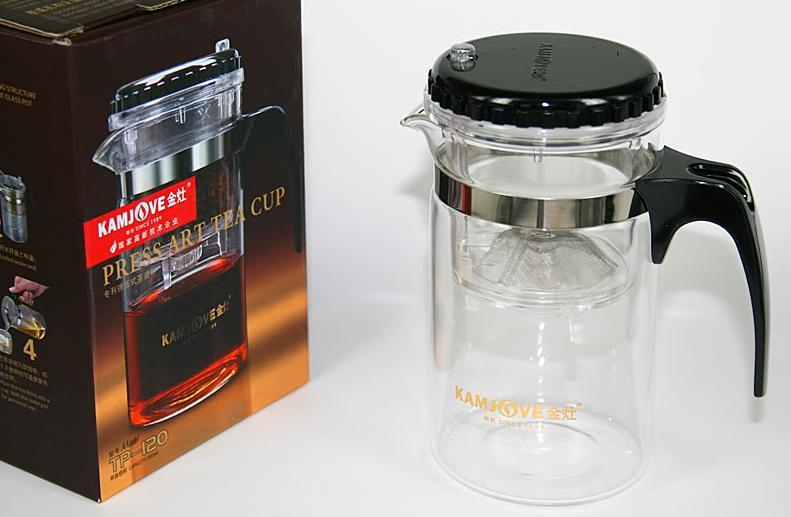 แก้วชงชา 500 ML. ยี่ห้อ KAMJOVE คุณภาพอย่างดี