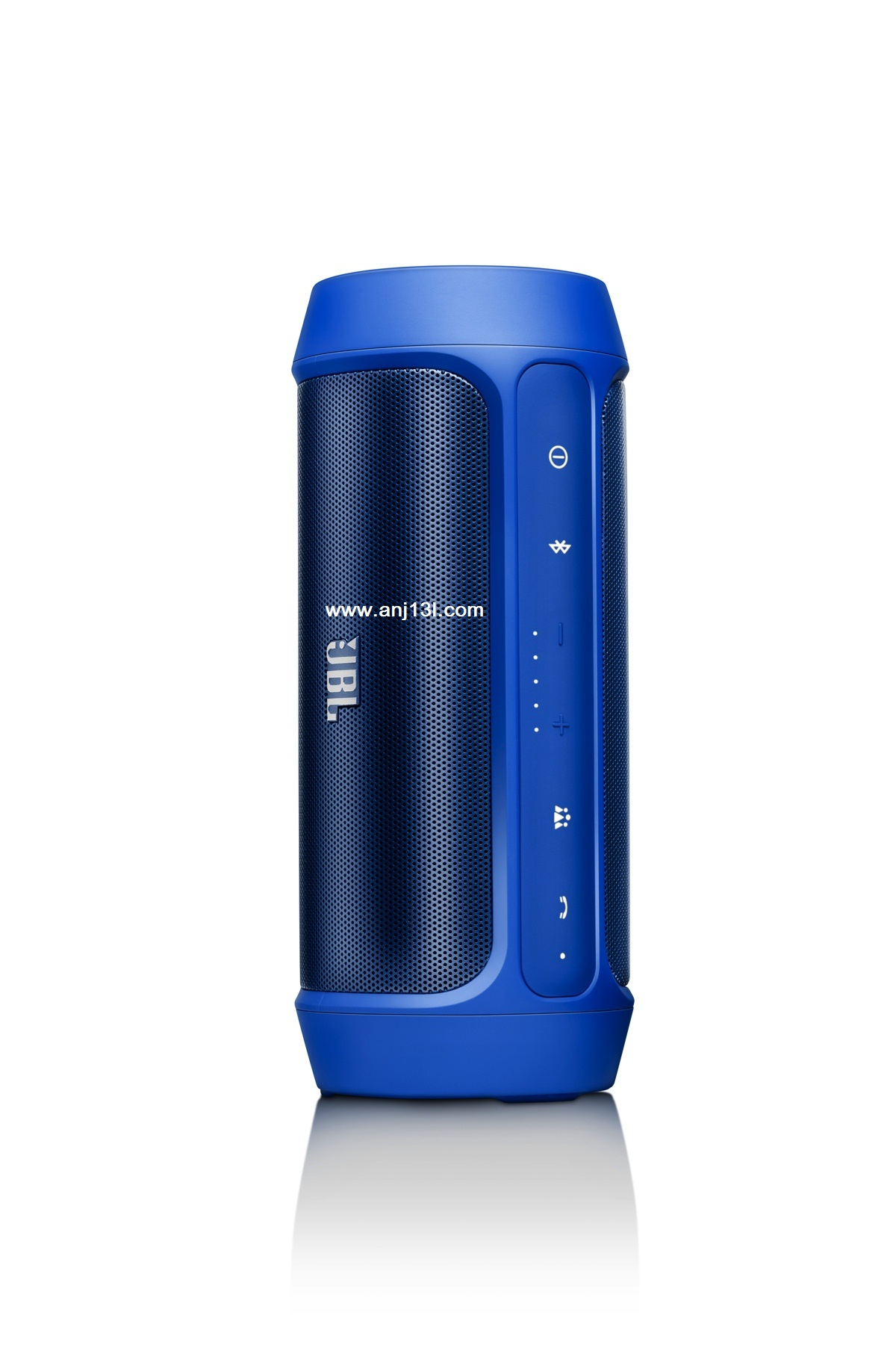 JBL Charge 2 BLUE มิติใหม่ที่คุณต้องสัมผัส มี 5 สี ลำโพงสเตอริโอแบบพกพาที่ให้เสียงที่ดีที่สุดด้วยกำลังวัตต์ 15 WATTS