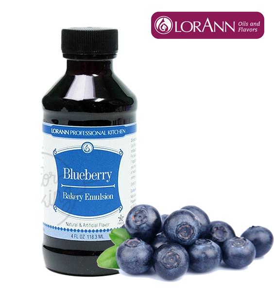 LorAnn Blueberry (Bakery Emulsion) 4 Oz. (118.3ML)