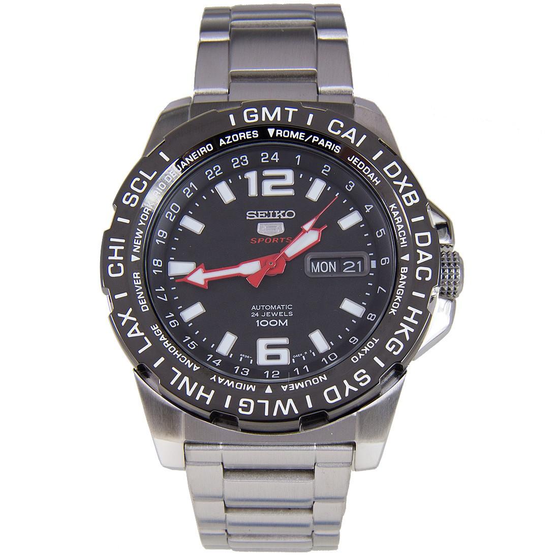 Seiko 5 Sports Automatic Watch SRP685K1