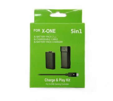 Xbox One Charge & Play kit Set 4 in 1 (Warranty 3 Month)