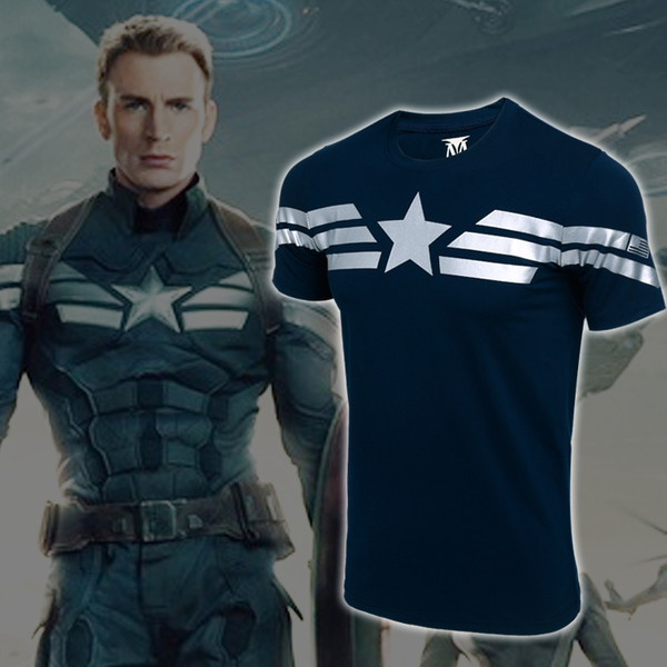 Preorder เสื้อ Captain America