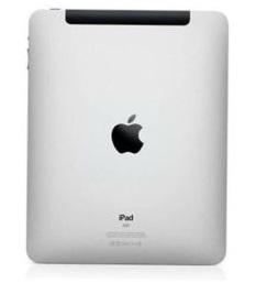 อะไหล่ไอแพด เคสหลัง New iPad 4 สำหรับเครื่อง 3G
