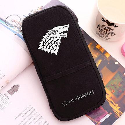 Preorder กระเป๋าเครื่องเขียน Game of Thrones stark