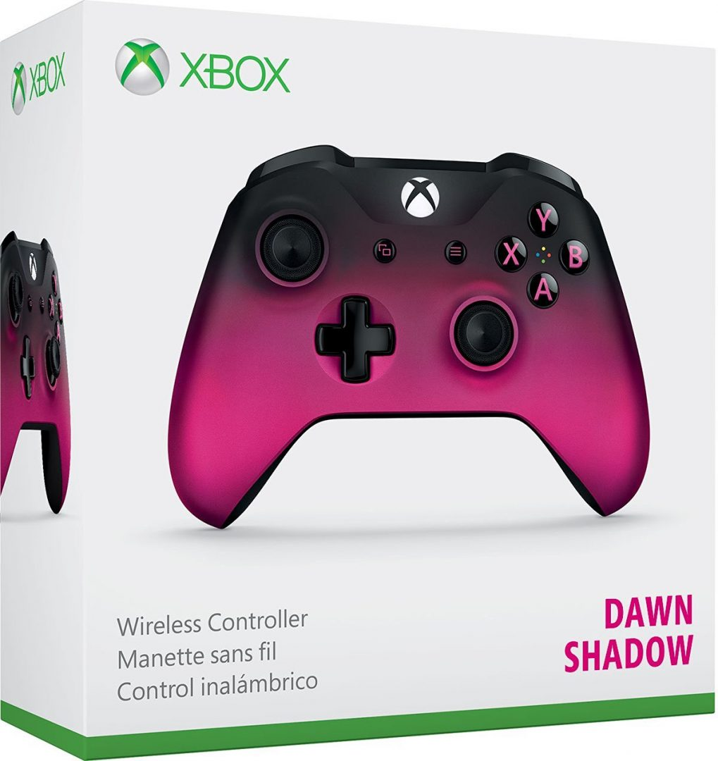 Xbox One S - Dawn Shadow Special Edition(Gen 3)(Wireless & Bluetooth) (Warranty 3 Month)