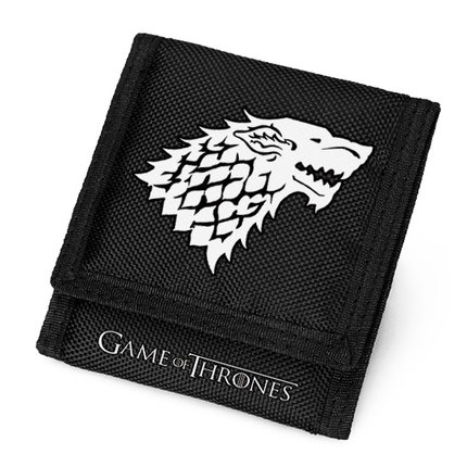 Preorder กระเป๋าสตางต์ Game of Thrones stark