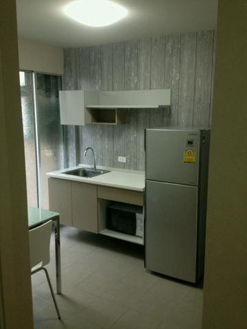รหัสทรัพย์ 93495 ให้เช่าคอนโด ดีคอนโด รามคำแหง 9 DCONDO RAMKHAMHAENG ห้อง 1 ห้องนอน 1 ห้องน้ำ พื้นที่ 30 ตรม ชั้น 4