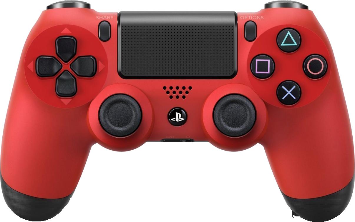 จอย PS4 Dual Shock 4 Red [PS4/PC]