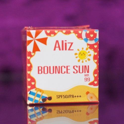 Ver.99 BOUNCE SUN CREAM บอนซ์ ซัน ครีม By aliz ร้านไฮยาดี้ทีเคราคาส่ง