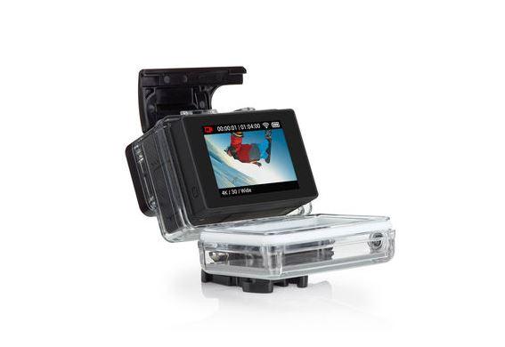 LCD Touch BacPac™ รุ่นใหม่สำหรับกล้อง GoPro