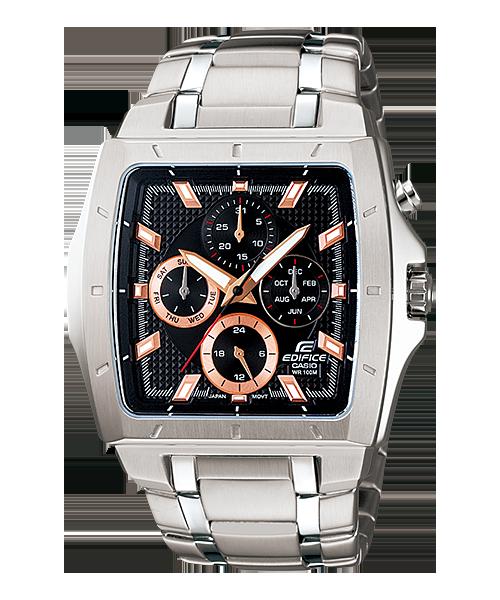 นาฬิกา คาสิโอ Casio Edifice Multi-hand รุ่น EF-329D-1A5V สินค้าใหม่ ของแท้ ราคาถูก พร้อมใบรับประกัน
