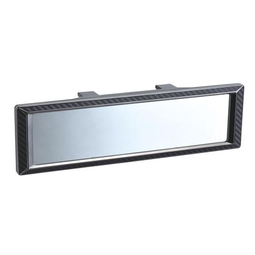 กระจกมองหลัง สไตล์ คาร์บอน 240 mm