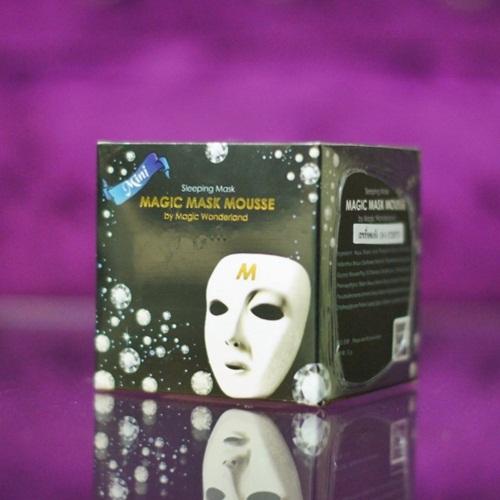 Magic Wonderland Magic Mask Mousse เมจิคมาร์คมูส (10g)