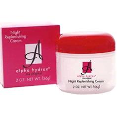 ลด 27 % ALPHA HYDROX :: Night Replenishing Cream ครีมบำรุงเข้มข้น สำหรับผิวแห้ง