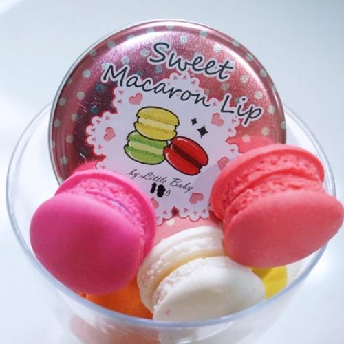 Lips macaron