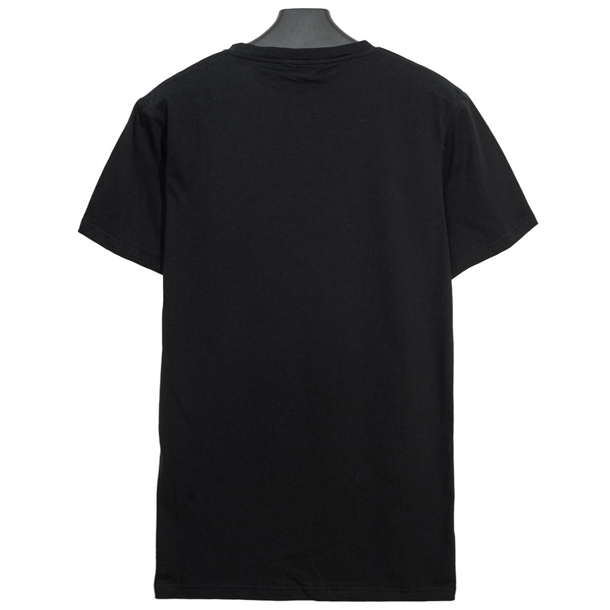 เสื้อ BALMAIN T-SHIRT LOGO เสื้อยืด สกรีน โลโก้ BALMAIN ตรงด้านหน้าของตัวเสื้อ สินค้ามีป้ายแท็ก และ ติดป้ายแบรนด์ BALMAIN PARIS แบบ ของแท้ 3