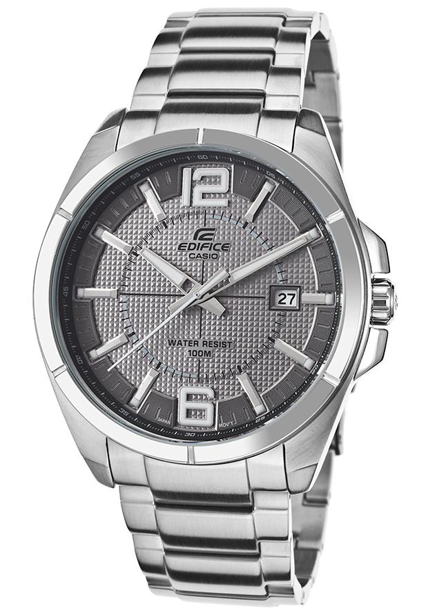 นาฬิกา คาสิโอ Casio Edifice 3-Hand Analog รุ่น EFR-101D-8AV สินค้าใหม่ ของแท้ ราคาถูก พร้อมใบรับประกัน