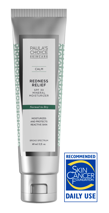 PAULA'S CHOICE CALM Redness Relief SPF 30 Moisturizer Normal to Dry Skin