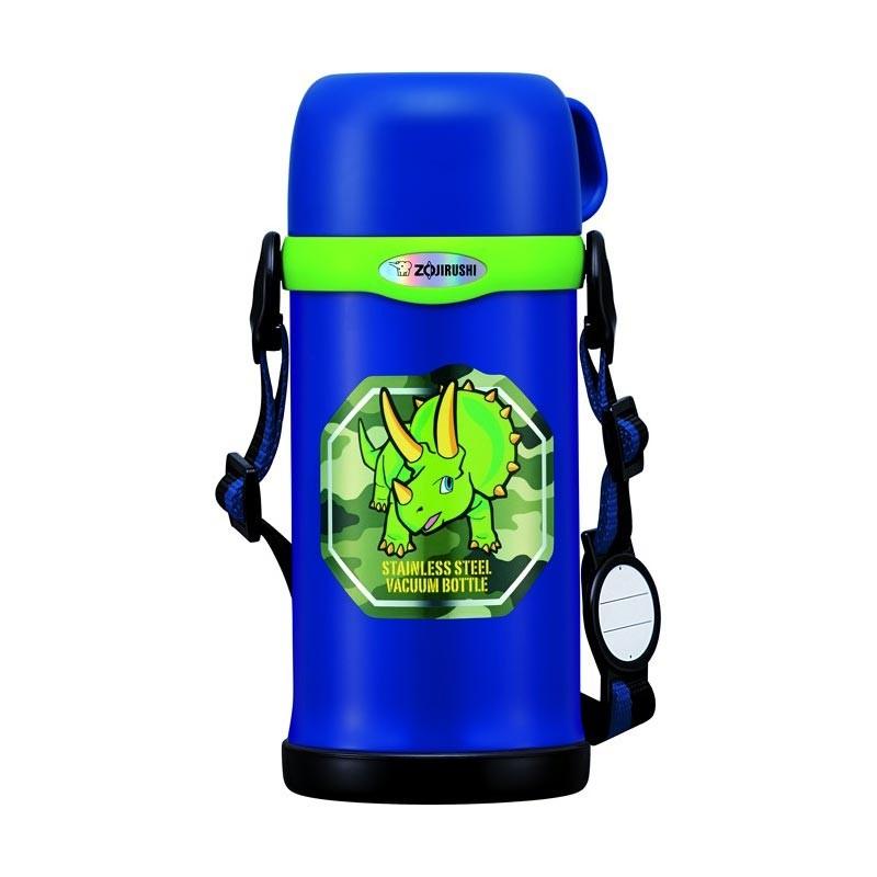 กระติกน้ำสแตนเลสสุญญากาศ Zojirushi TUFF Kids SC-MC60-AZ 0.60 ลิตร