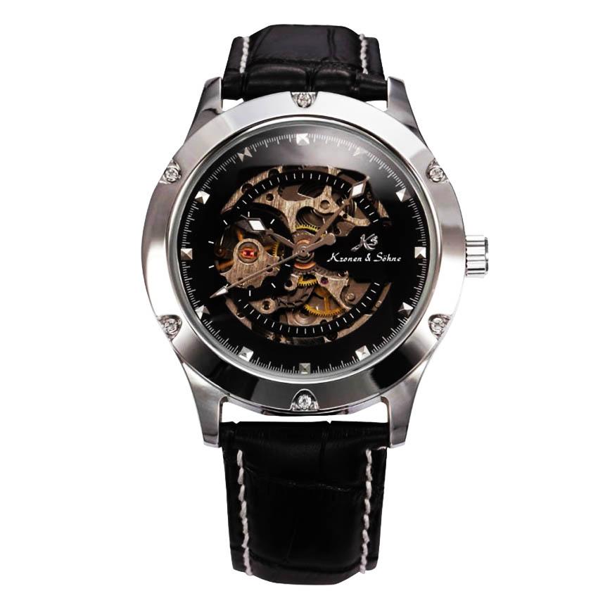 สุดยอดความนิยม นาฬิกาออโต ขายดีสุดใน Buy-Watch KS209 Skeleton