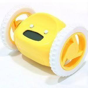 Ck002 clocky alarm clock นาฬิกาปลุกวิ่งได้
