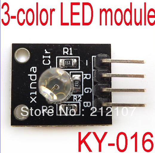 3-color LED module KY-016