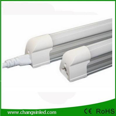 หลอดไฟ LED Tube T8 60cm 9w ชุดรางในตัว