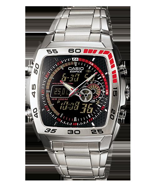 นาฬิกาข้อมือ CASIO EDIFICE ANALOG-DIGITAL รุ่น EFA-122D-1AV