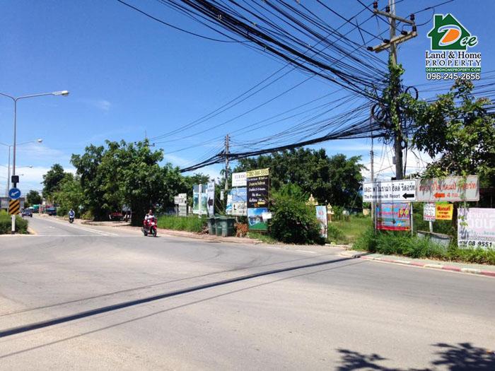 ที่ดินเปล่า 10 ไร่ 3 งาน 27 ตรว. ถนนคลองเทียน ชะอำ เพชรบุรี