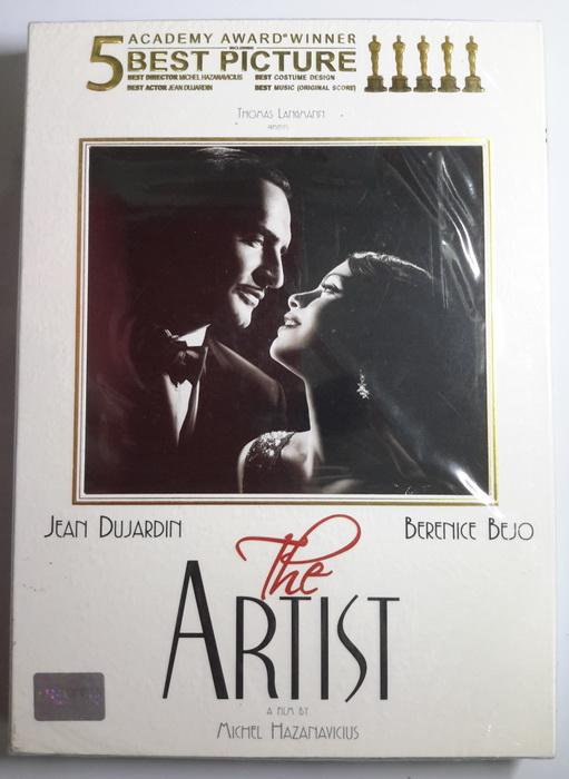 (DVD) The Artist (2011) ดิ อาร์ทิสต์ บรรเลงฝัน บันดาลรัก