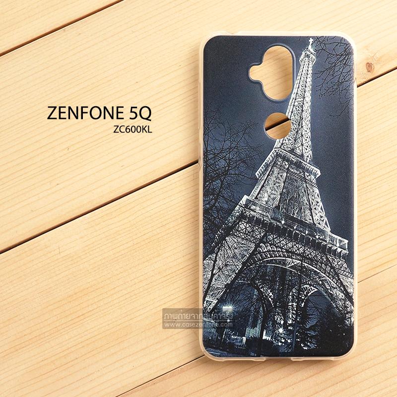 เคส Zenfone 5Q (ZC600KL) เคสนิ่ม TPU พิมพ์ลาย แบบที่ 7