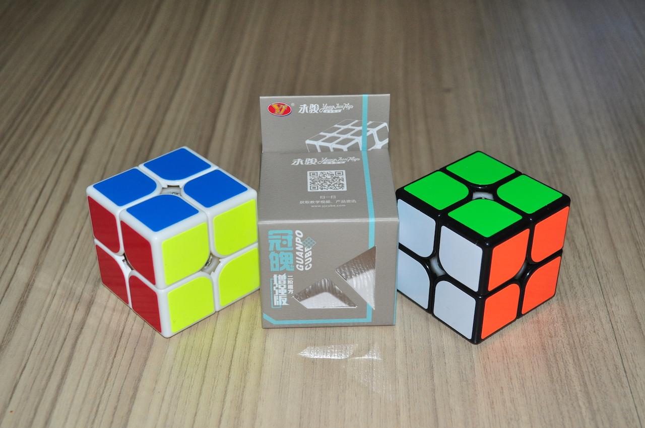 MoYu GuanPo Plus 2x2x2