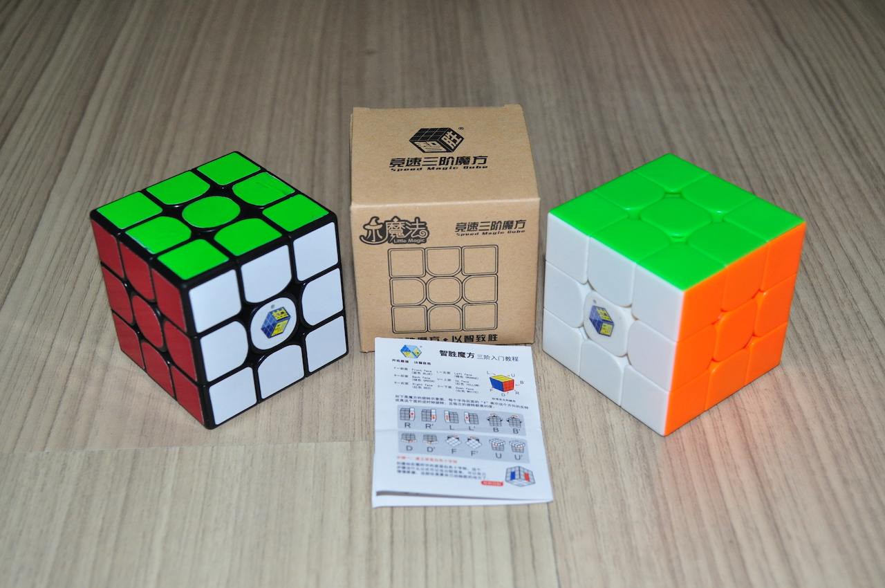 Yuxin Little Magic 3x3
