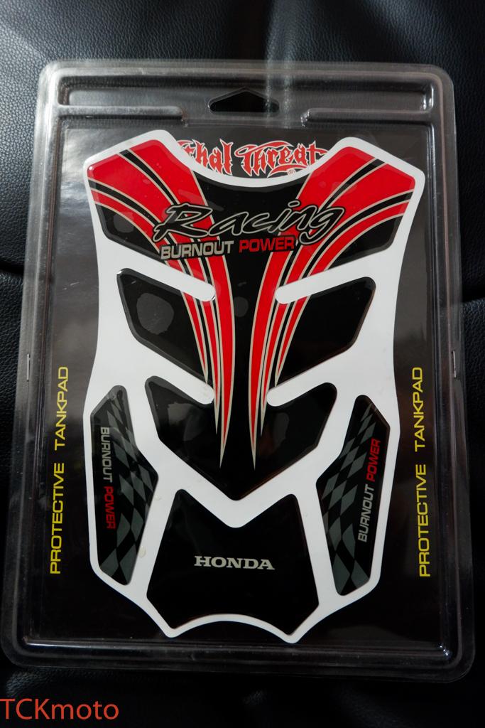 สติกเกอร์กันรอยถัง Honda 3D