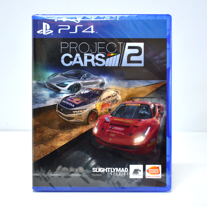 PS4™ Project Cars 2 Zone 3 Asia, English ราคา 1890.-