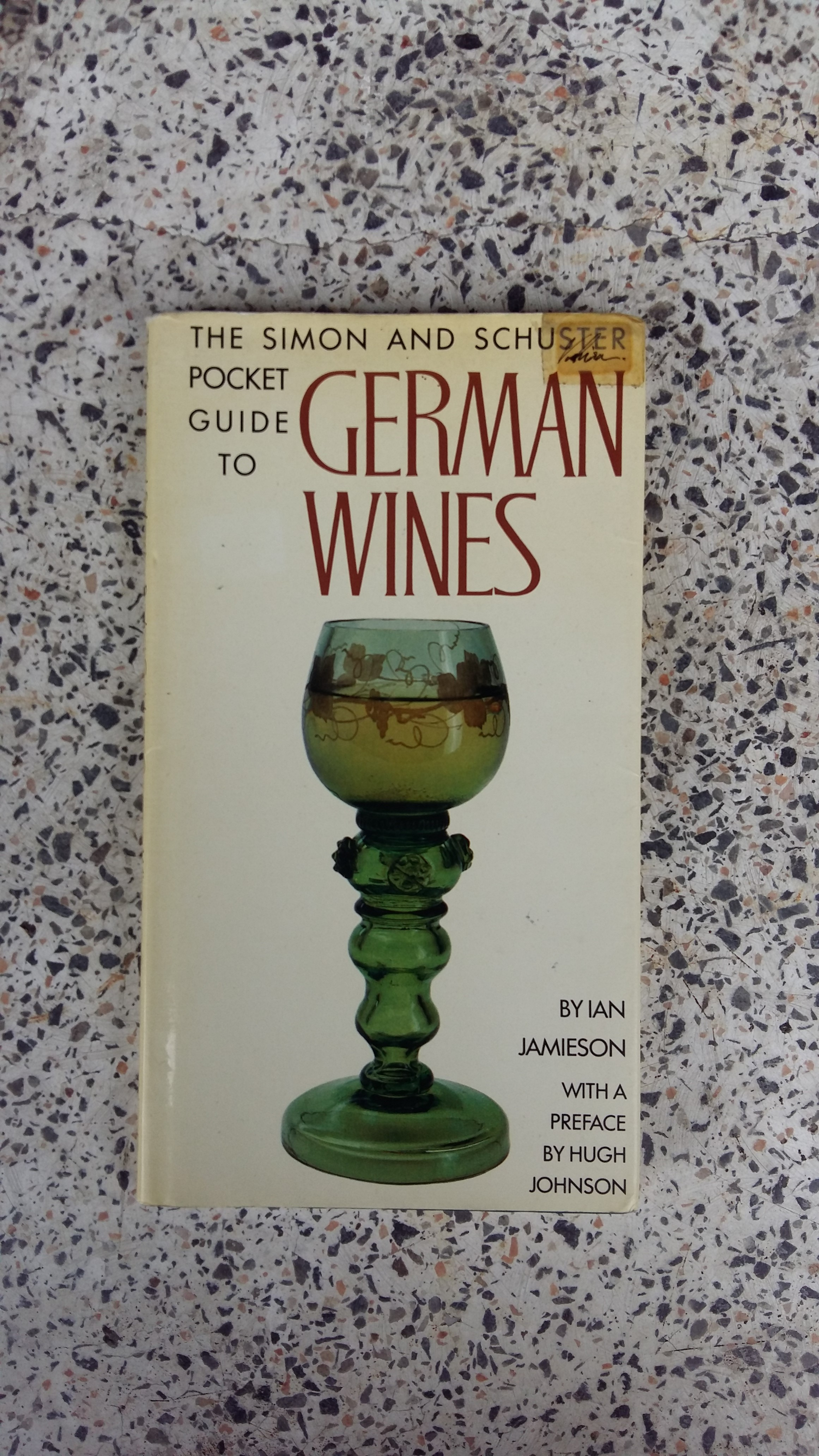 The Simon and Schuster Pocket Guide to German Wines