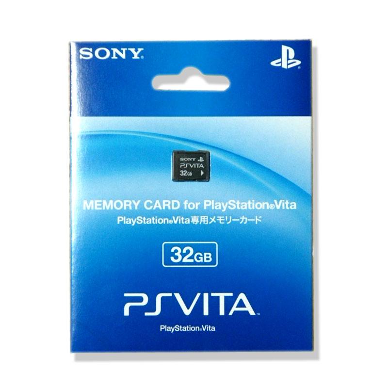 32GB Memory Card for PS Vita
