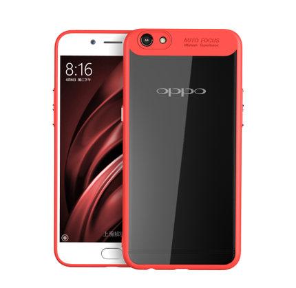 (พรีออเดอร์) เคส Oppo/R9s Pro-เคสนิ่มด้านหลังสีใส ดีไซน์สวย
