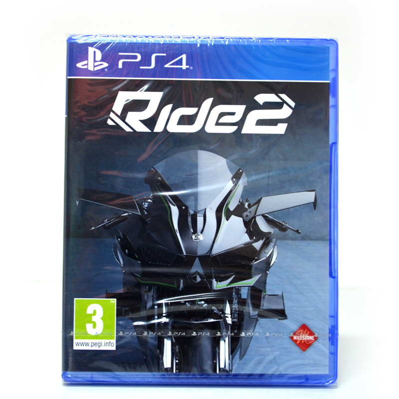 PS4™ Ride 2 Zone 2 EU / English