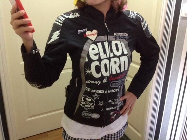 เสื้อการ์ดผู้หญิง แจ็คเก็ต Yellocorn