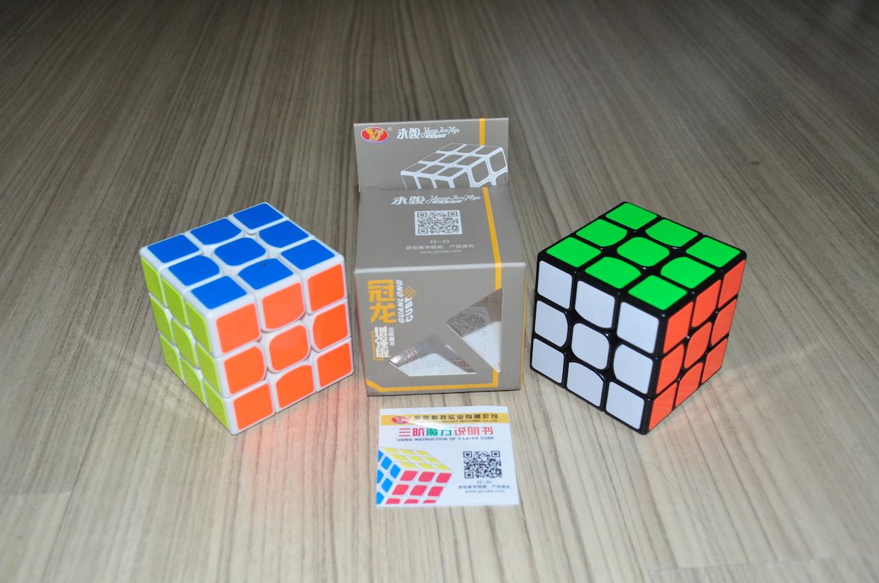 YJ GuanLong Plus 3x3