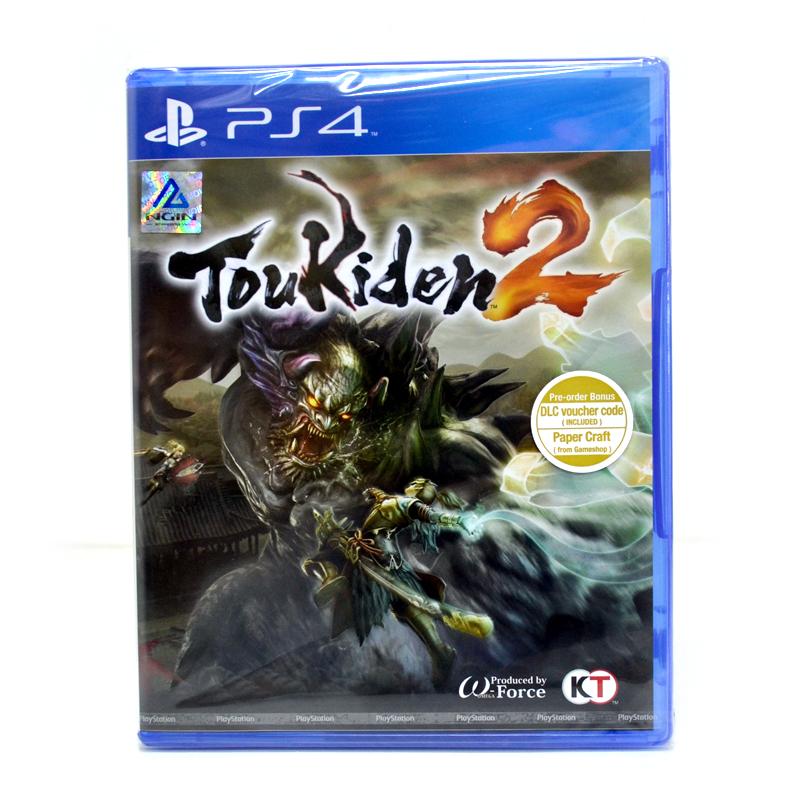PS4™ Toukiden 2 Zone 3 Asia / English *ส่งฟรี//Sales